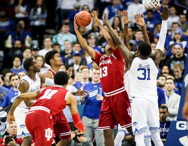 Indiana vs. Duke - 11/29/17 College Basketball Pick, Odds, and Prediction