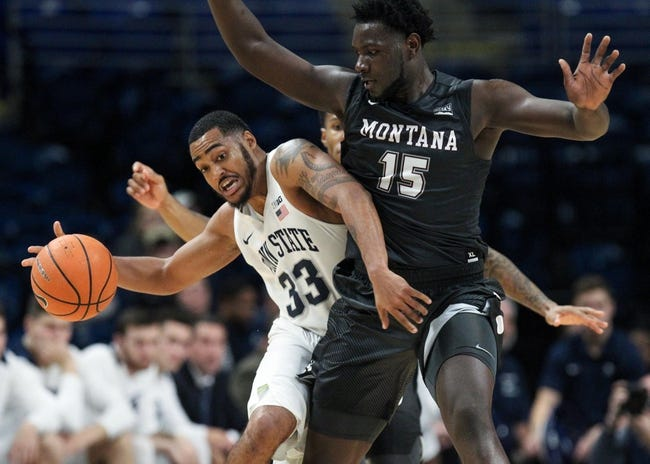 NCAA BB | Eastern Washington at Montana