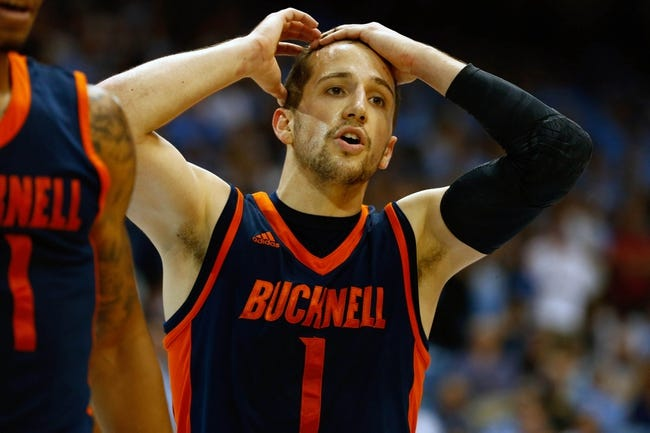 Bucknell vs. Michigan State - NCAA First Round - 3/16/18 College Basketball Pick, Odds, and Prediction