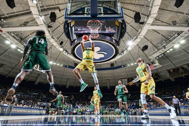Notre Dame vs. Chicago State - 11/8/18 College Basketball Pick, Odds, and Prediction
