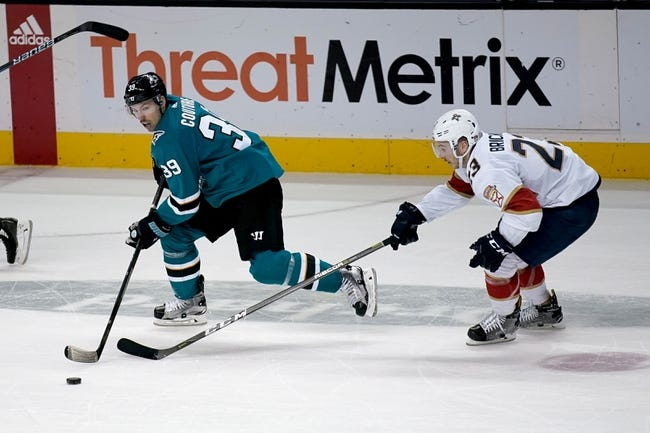 Florida Panthers vs. San Jose Sharks - 12/1/17 NHL Pick, Odds, and Prediction