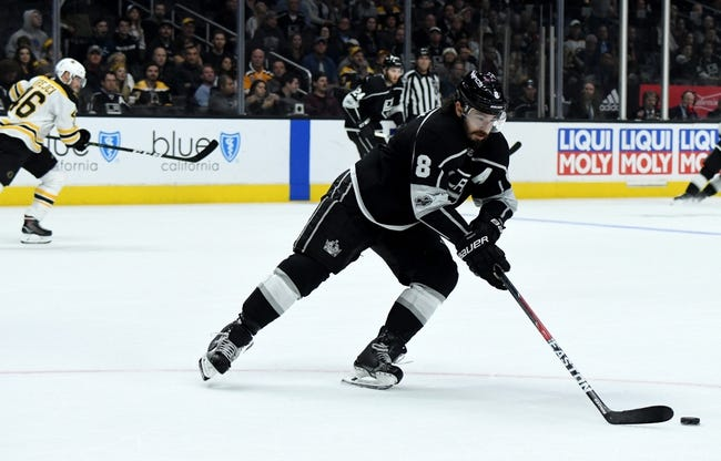 NHL | Los Angeles Kings at Boston Bruins