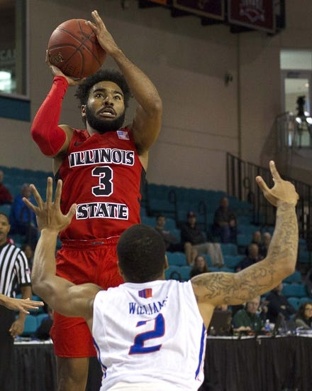 Illinois State vs. Indiana State - 12/31/17 College Basketball Pick, Odds, and Prediction