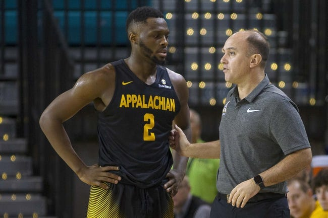 NCAA BB | Georgia Southern at Appalachian State