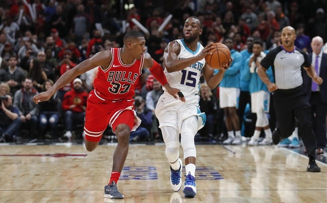 Charlotte Hornets vs. Chicago Bulls - 12/8/17 NBA Pick, Odds, and Prediction