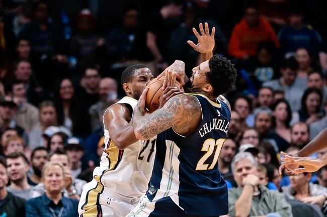New Orleans Pelicans vs. Denver Nuggets - 12/6/17 NBA Pick, Odds, and Prediction