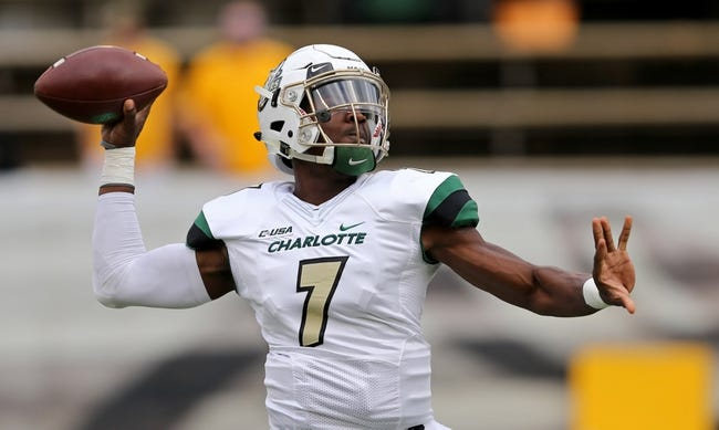 CFB | Old Dominion Monarchs (0-2) at Charlotte 49ers (1-1)