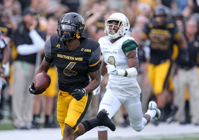 Charlotte vs. Southern Miss - 10/27/18 College Football Pick, Odds, and Prediction