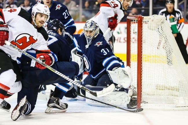 New Jersey Devils vs. Winnipeg Jets - 3/8/18 NHL Pick, Odds, and Prediction
