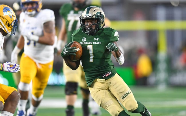 San Jose State vs. Colorado State - 10/6/18 College Football Pick, Odds, and Prediction