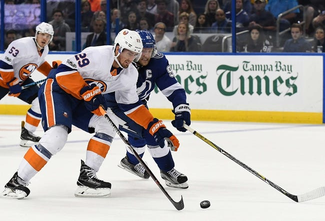 Tampa Bay Lightning vs. New York Islanders - 12/5/17 NHL Pick, Odds, and Prediction