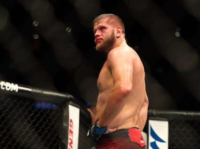 Marcin Tybura vs. Stefan Struve UFC Fight Night 134 Pick, Preview, Odds, Prediction - 7/22/18