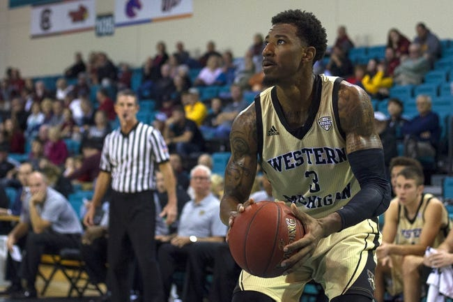 Western Michigan vs. Detroit - 11/6/18 College Basketball Pick, Odds, and Prediction