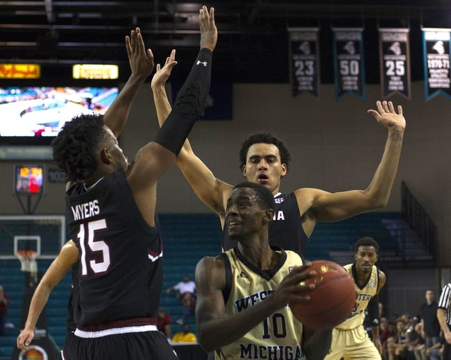 Western Michigan vs. Central Michigan - 2/20/18 College Basketball Pick, Odds, and Prediction