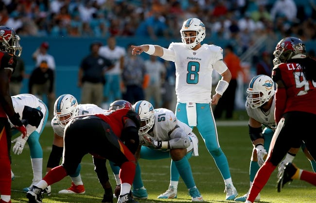 NFL | Tampa Bay Buccaneers (0-0) at Miami Dolphins (0-0)