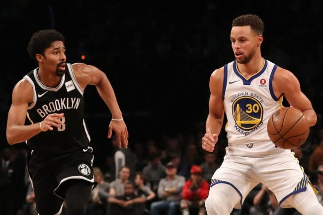 Golden State Warriors vs. Brooklyn Nets - 3/6/18 NBA Pick, Odds, and Prediction