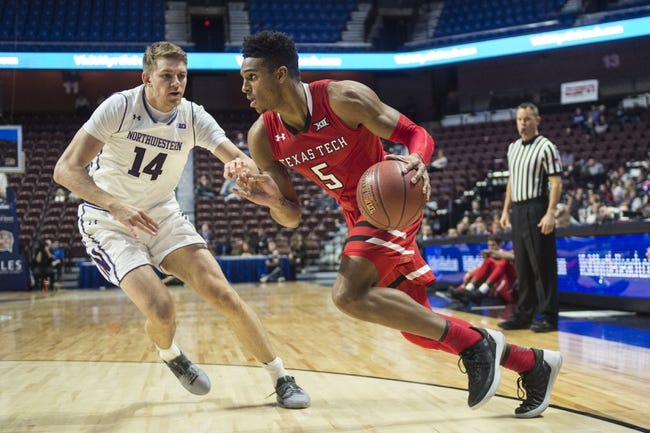 Seton Hall vs. Texas Tech - 11/30/17 College Basketball Pick, Odds, and Prediction
