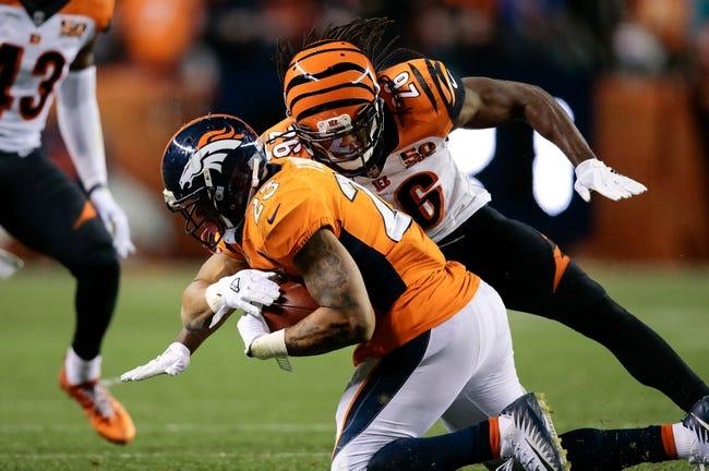 NFL | Denver Broncos (5-6) at Cincinnati Bengals (5-6)