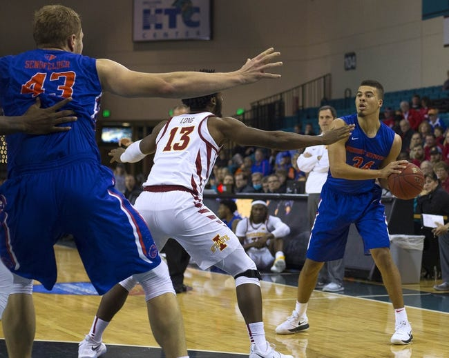 Boise State vs. Loyola-Chicago - 11/28/17 College Basketball Pick, Odds, and Prediction