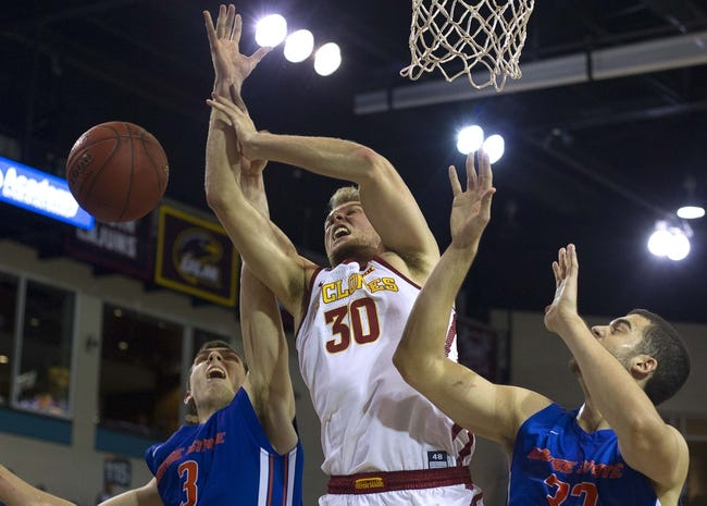 Iowa State vs. Iowa - 12/7/17 College Basketball Pick, Odds, and Prediction