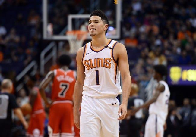 Chicago Bulls vs. Phoenix Suns - 11/28/17 NBA Pick, Odds, and Prediction