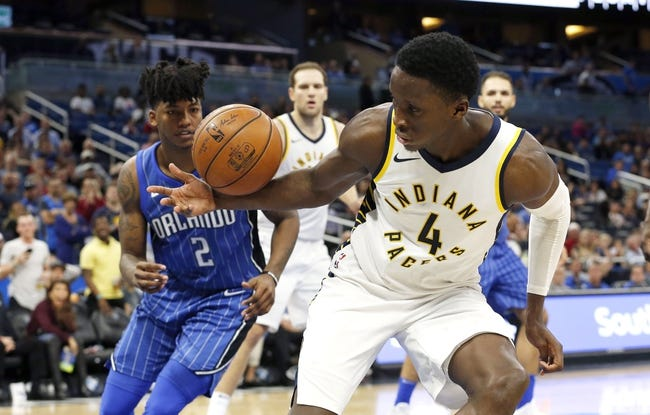 Indiana Pacers vs. Orlando Magic - 11/27/17 NBA Pick, Odds, and Prediction