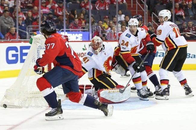NHL | Washington Capitals (4-3-2) at Calgary Flames (5-5-0)