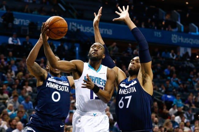 NBA | Charlotte Hornets (11-12) at Minnesota Timberwolves (12-12)