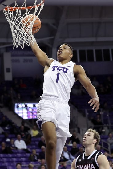 TCU vs. Belmont - 11/29/17 College Basketball Pick, Odds, and Prediction