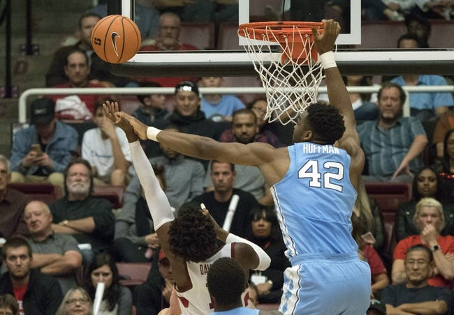 North Carolina vs. Stanford - 11/12/18 College Basketball Pick, Odds, and Prediction