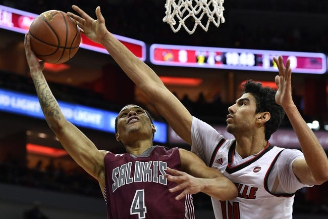 Southern Illinois vs. Bradley - 2/11/18 College Basketball Pick, Odds, and Prediction