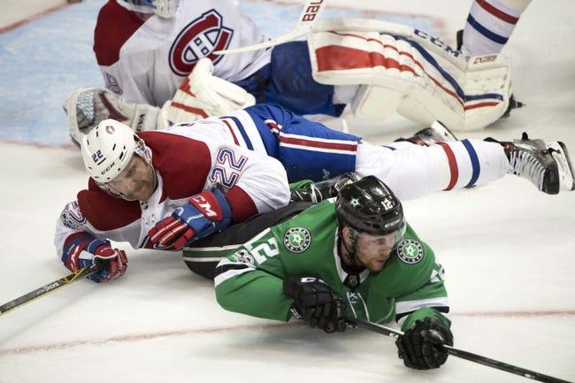 Montreal Canadiens vs. Dallas Stars - 3/13/18 NHL Pick, Odds, and Prediction