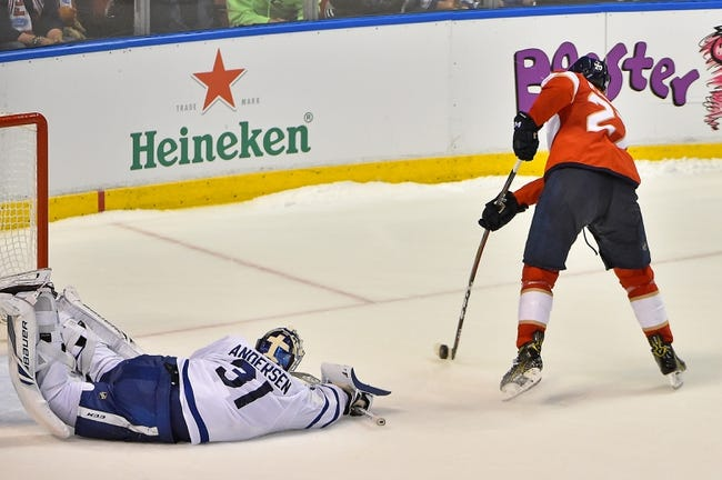 Toronto Maple Leafs vs. Florida Panthers - 2/20/18 NHL Pick, Odds, and Prediction