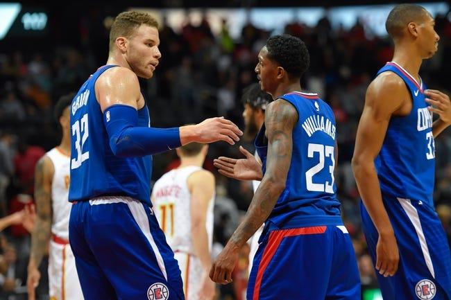 Los Angeles Clippers vs. Atlanta Hawks - 1/8/18 NBA Pick, Odds, and Prediction