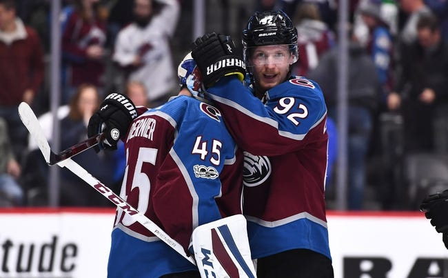 Colorado Avalanche vs. Buffalo Sabres - 12/5/17 NHL Pick, Odds, and Prediction
