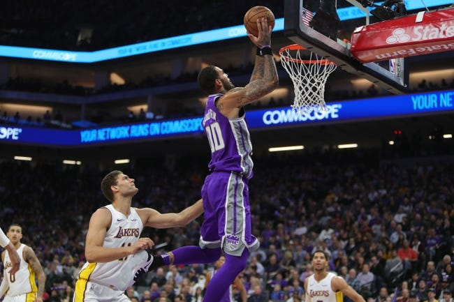 Los Angeles Lakers vs. Sacramento Kings - 1/9/18 NBA Pick, Odds, and Prediction