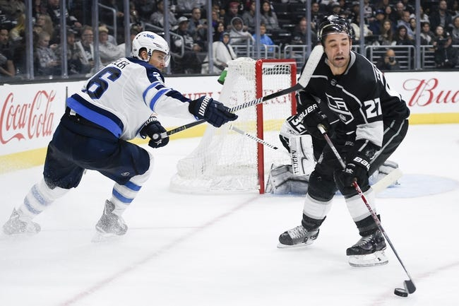 Winnipeg Jets vs. Los Angeles Kings - 2/20/18 NHL Pick, Odds, and Prediction