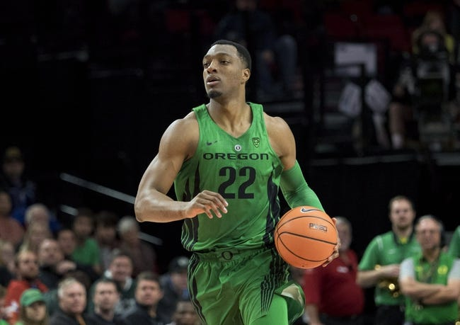 Oregon State vs. Oregon - 1/5/18 College Basketball Pick, Odds, and Prediction