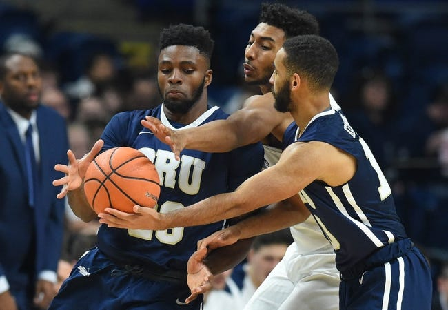 Oral Roberts vs. Oakland - 11/27/17 College Basketball Pick, Odds, and Prediction
