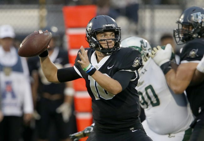 USF vs. UCF - 11/23/18 College Football Pick, Odds, and Prediction