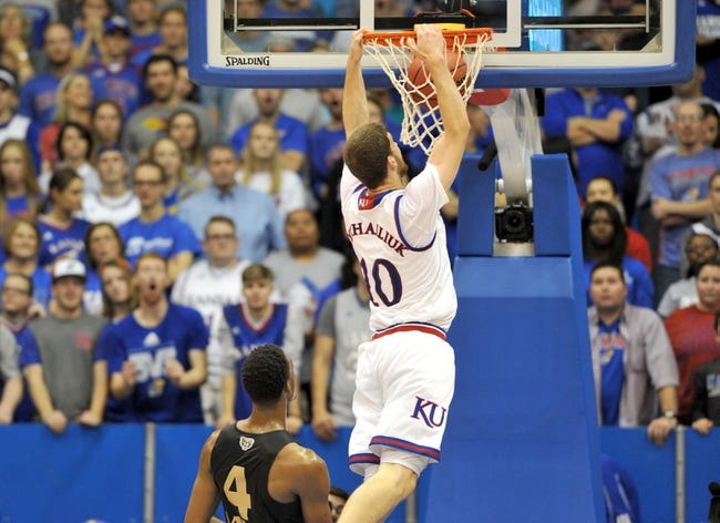 Kansas vs. Toledo - 11/28/17 College Basketball Pick, Odds, and Prediction