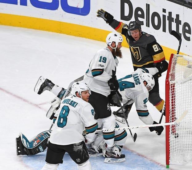 San Jose Sharks vs. Vegas Golden Knights - 2/8/18 NHL Pick, Odds, and Prediction