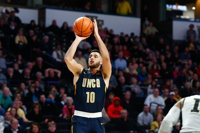 Wofford vs. UNC Greensboro - 2/20/18 College Basketball Pick, Odds, and Prediction