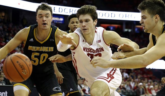 Wisconsin-Milwaukee vs. Detroit - 12/30/17 College Basketball Pick, Odds, and Prediction