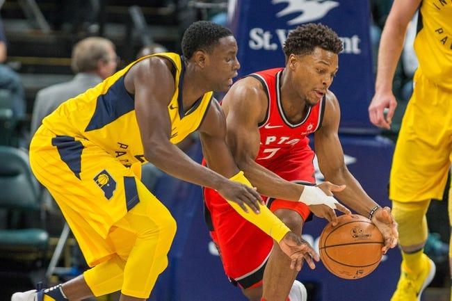 Toronto Raptors vs. Indiana Pacers - 12/1/17 NBA Pick, Odds, and Prediction