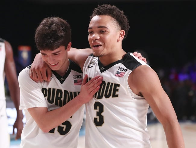 Purdue vs. Louisville - 11/28/17 College Basketball Pick, Odds, and Prediction