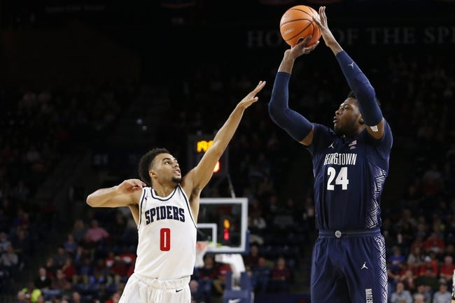 Richmond vs. George Washington - 1/13/18 College Basketball Pick, Odds, and Prediction