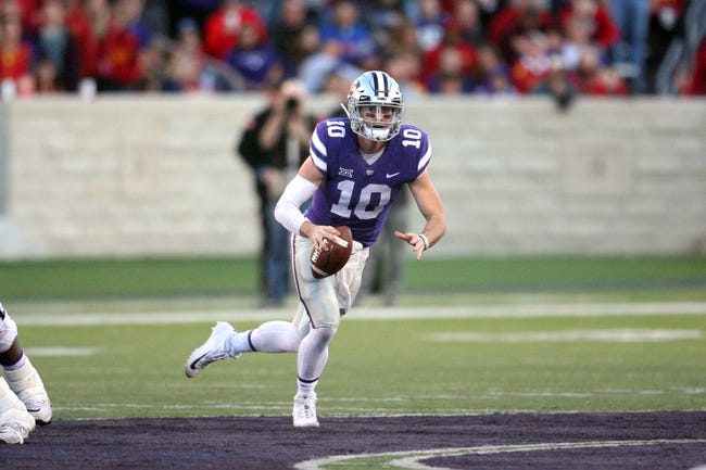 Kansas State vs. UCLA - Cactus Bowl - 12/26/17 College Football Pick, Odds, and Prediction
