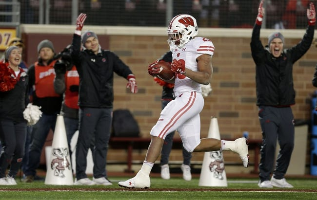 Ohio State vs. Wisconsin Big Ten Championship - 12/2/17 College Football Pick, Odds, and Prediction