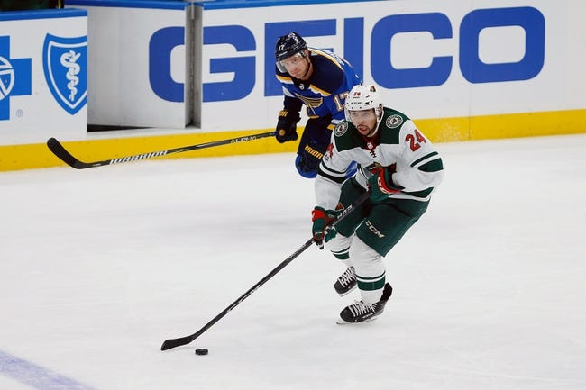 Minnesota Wild vs. St. Louis Blues - 12/2/17 NHL Pick, Odds, and Prediction